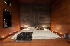 Thai-style bedroom