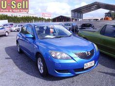 2005 Mazda Axela for sale | $7,250 | https://www.u-sell.co.nz/main/browse/28949-2005-mazda-axela--for-sale.html | U-Sell | Park & Sell Yard | Used Cars | 797 Te Rapa Rd, Hamilton, New Zealand