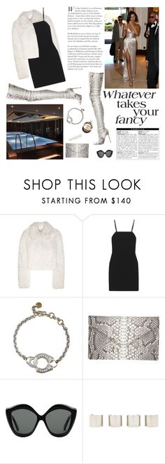 """Something will grow from what you are going through. And it will be you."" by iiina ❤ liked on Polyvore featuring Topshop Unique, Elizabeth and James, Lanvin, Stalvey, Gucci, Chanel, Luv Aj and lewk"