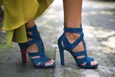 Color de otoño: amarillo #Mexico #fun #days #park #love #yellow #blue #heels #Louboutin #lifestyleblogger #fashionblogger #moalmada