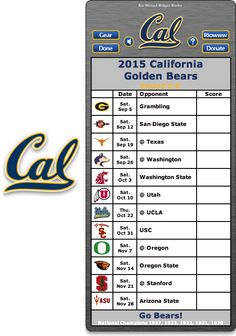 Pin on Officially Licensed College Football Schedule