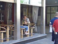 Fenêtre coulissante / à guillotine / en aluminium / à double vitrage NJORD Svalson