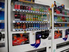 Fourteen reasons why Japan is amazing. Vending Machines, The Incredibles, Japan, Amazing, Blog, Vending Machine, Blogging, Japanese