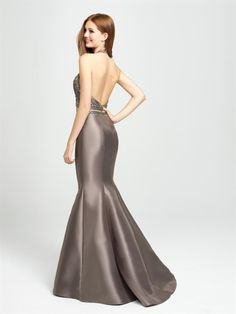 0f0877515b7a Madison James 19-166 at Audras Bridal Gallery Bridal Gallery, Prom Dress  Shopping,