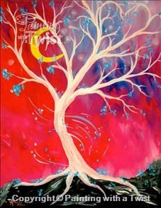219 Best Katy Painting With A Twist Images Canvas Art Canvas
