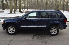 2005 navy jeep grand cherokee | Picture of 2005 Jeep Grand Cherokee Limited 4WD, exterior