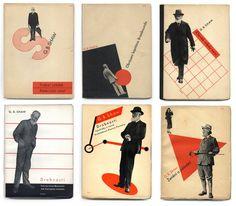 George Bernard Shaw Series: Clovek nikdy neví, 1930 to 1933. Designer: Ladislav Sutnar (1987-1976)