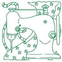 OregonPatchWorks.com - Sets - Sewing Basket