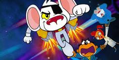 Image result for danger mouse characters 2015