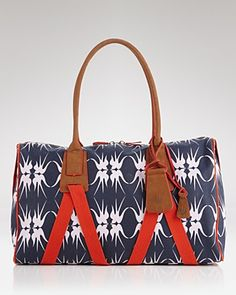 Loquita Duffel - Bird Large (want it)