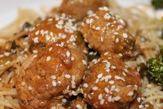 Crock pot Asian Meatballs (Freezer Meal) Mom on a Mission