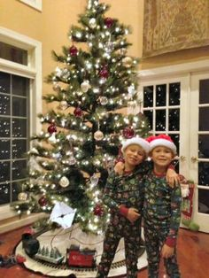 A Very Merry Christmas with My Sons