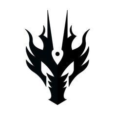 The Symbol pf Kamen rider Ryuga ^w^ from the kamen Rider Ryuki series, which is Kamen Rider Dragon Knight rite now in USA as Kamen Rider Onyx Kamen Rider Ryuga Logo Neue Tattoos, Body Art Tattoos, Tribal Tattoos, Dragon Icon, Dragon Art, Logo Dragon, Dragon Shield, Dragon Knight, Dragon Rider