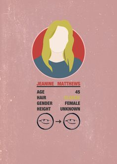 Jeanine, Character Profile