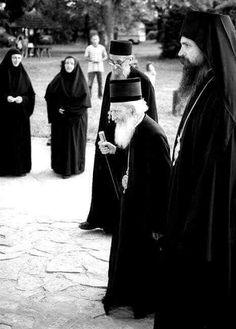 Serbian Patriarch Pavle