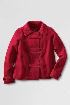 Maroon girls twin pack fleece cardigans school uniform