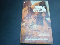 Noble Outlaw by Stephsusedbooks on Etsy
