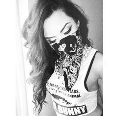 @MissRenata Thug life