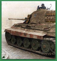 King Tiger, Second World War Tiger Ii, Medium Armor, Tank Armor, Tiger Tank, Tank Destroyer, Armored Fighting Vehicle, Ww2 Tanks, Battle Tank, Budapest