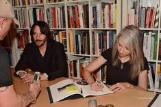LA Events: Alexandra Grant And Keanu Reeves Book Signing, Shadows. Keanu Reeves Book, Keanu Charles Reeves, Alexandra Grant, Keanu Reaves, The Boy Next Door, Institute Of Contemporary Art, The Third Person, Books 2018, The Secret Book