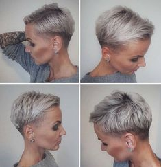 "Best Short Pixie and Bob Hairstyles 2019 - Pixie and Bob Haircuts for Women .- Short Hairstyles, 2019 Trends Short Hairstyles Best Short Pixie and Bob Hairstyles 2019 - Pixie and Bob Haircuts for Women - , Short Hairstyles, "" Bob Haircuts For Women, Short Pixie Haircuts, Short Hair Cuts For Women, Short Hairstyles For Women, Short Hair Styles, Undercut Pixie Haircut, Haircut Short, Fringe Hairstyles, Prom Hairstyles"