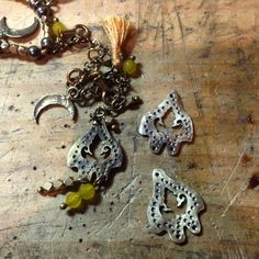 Charms for Orange Dew Drop Necklace at Free People