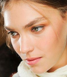 брови форма бровей красота мода