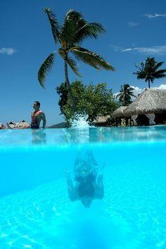 Sofitel Ia Ora Moorea Beach Resort / Swimming Pool- Pacific For Less