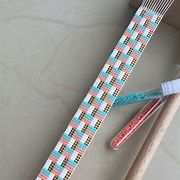 Loom Beading Designs and Patterns Easy Beading Patterns, Loom Bracelet Patterns, Seed Bead Patterns, Bead Loom Bracelets, Beaded Jewelry Patterns, Weaving Patterns, Flower Patterns, Seed Bead Crafts, Bead Weaving