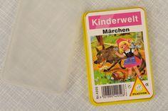 Vintage Kartenspiel Quartett Märchen von ProjektVintage auf DaWanda.com