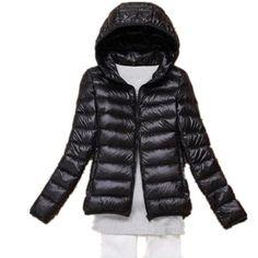 8ec7312acd5 Men Jackets & Coats · OMLESA 2017 New Autumn Winter Women Down Jacket Ultra  Light Snow Coatl – liilgal Duck Down