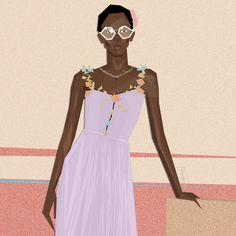 Gucci fall 16 piece by Monica Ahanonu