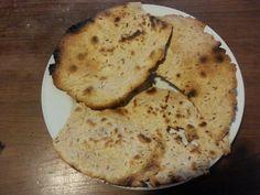 Pão sueco com kummel, de frigideira.