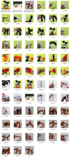 풍선하하 balloonhaha ㅡ 원본 사진 ㅡ 큰 사진은 이메일로 보내드립니다: 교육용 115 생쥐