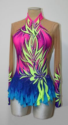 custom leotard www.paintyourdreams.it