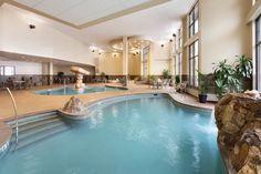 An indoor kiddie pool will keep everyone entertained. #Breckenridge #GrandLodgeonPeak7