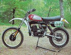 1979 Factory Support Husky 250CR   Flickr - Photo Sharing!
