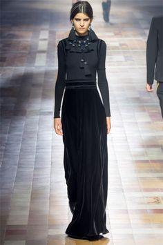Velluto moda inverno 2016 - Vogue.it