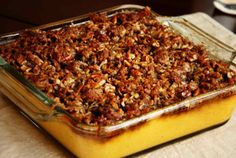 Sinful Sweet Potatoes- this sounds like a great recipe to have for the holidays