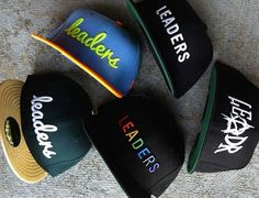 LEADERS 1354 x NEW ERA「Leaders Script」59Fifty Fitted Baseball Cap Preview