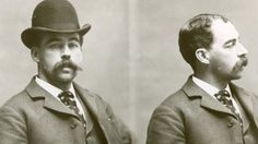 H. H. Holmes, America's first known serial killer  1890's