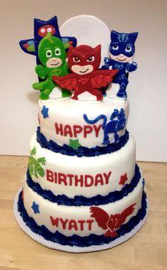 pj mask cake - Google Search