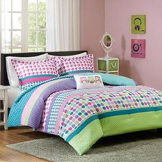 Mi Zone Jenny Comforter Set - pillow for Makayla? Kohls