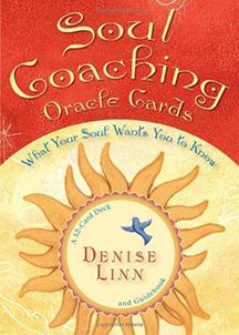 Soul Coaching® Oracle Cards created by renowned spiritual leader, Denise Linn. Personal readings on the query of your choice, Oracle Card Reading $40.