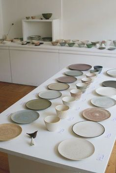 Interest: making and collecting utensil