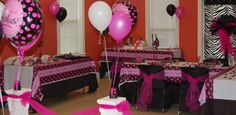 Diva Girl Party