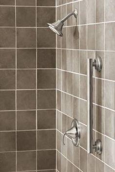 Bathroom Grab Bars Designer toilet roll holder/grab bar. #grabbar #seniorsliving | master bath