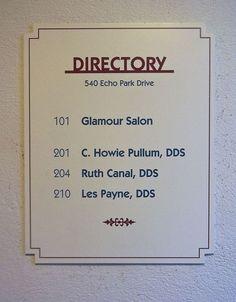 Cosmetic Dentistry Building  #Dentist #Dental Jokes #Hygienist #Dentaltown #Quotes