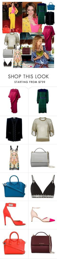 """""""Givenchy Spring Flavor !"""" by lalu-papa ❤ liked on Polyvore featuring Givenchy"""