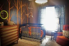 Great baby boy room!!! Love the theme and color choice<3